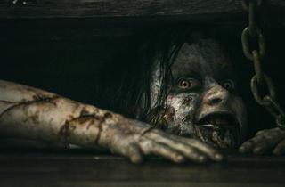 Evil Dead (de Fede Alvarez, avec Jane Levy, Shiloh Fernandez et Jessica Lucas)