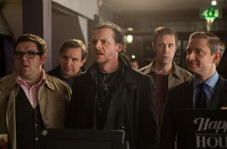 The World's End (d'Edgar Wright, avec Simon Pegg, Nick Frost et Martin Freeman)