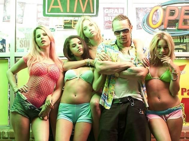 Spring Breakers (de Harmony Korine, avec James Franco, Selena Gomez et Vanessa Hudgens)