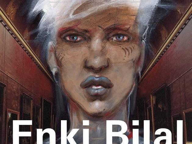 Enki Bilal : Les Fantômes du Louvre