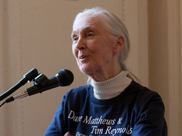 An Evening with Dr. Jane Goodall