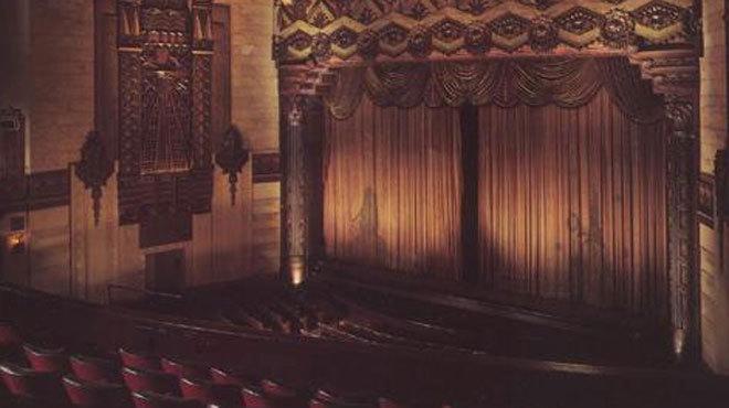 The Warner Grand Theatre