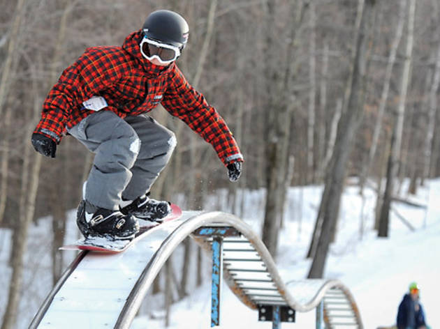 Best New York ski resorts for skiing and snowboarding