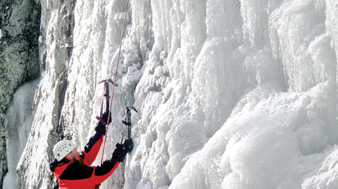 Adventure sports in New York State: Get your winter thrills