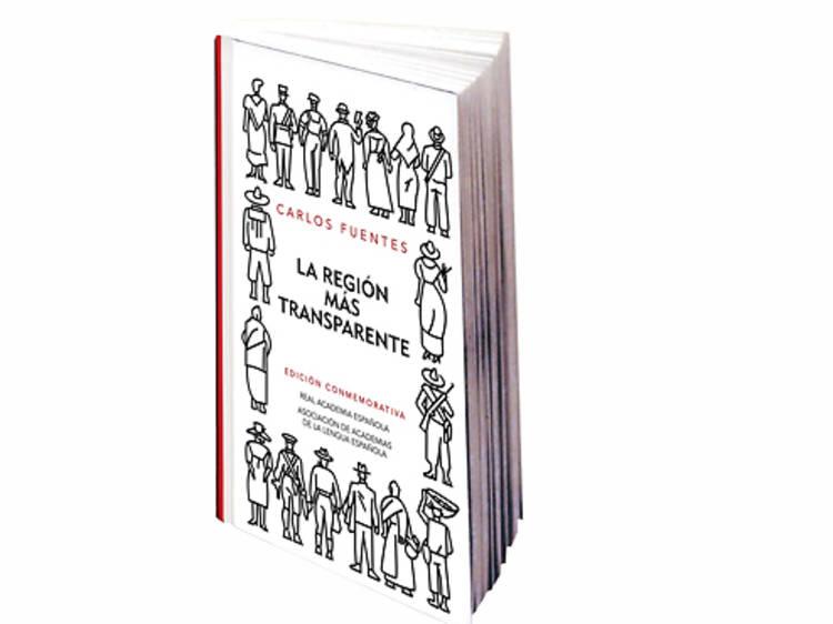 La novela La región más transparente, de Carlos Fuentes