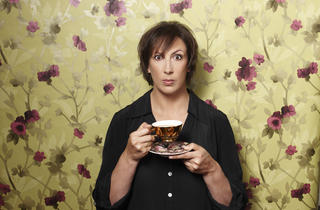 Miranda Hart press 2012