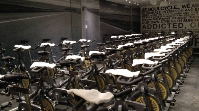 SoulCycle NoHo