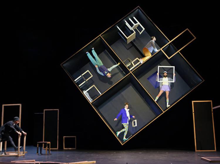 Théâtre • Hans was Heiri