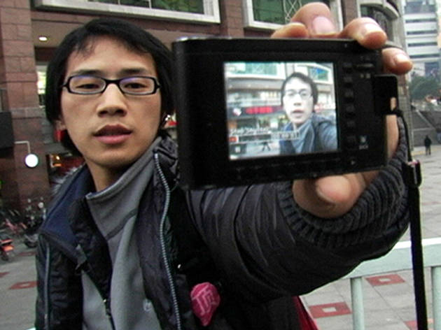 Zola, one of China's citizen journalists, in High Tech, Low Life