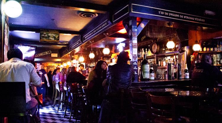bares para solteros df