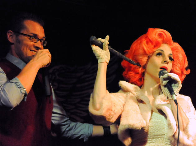 A Study in Pink: A Hotsy Totsy Burlesque Tribute to Sherlock Holmes