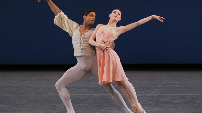 New York City Ballet Winter 2013