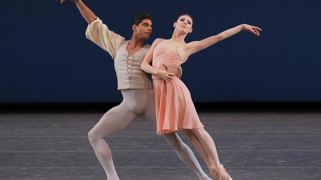 New York City Ballet Winter 2013