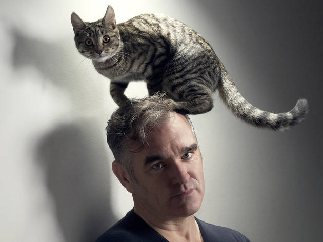 Morrissey + Kristeen Young