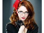 Miss Mary Cyn, coproducer of Epic Win Burlesque and Original Cyn
