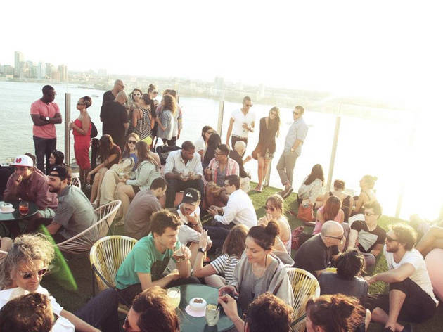 Five outdoor parties you don't want to miss this weekend