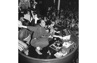 Studio 54 (Photograph: Richard Corkery/New York Daily News Archive via Getty Images)