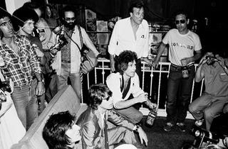 Danceteria (Photograph: Gary Gershoff/Getty Images)