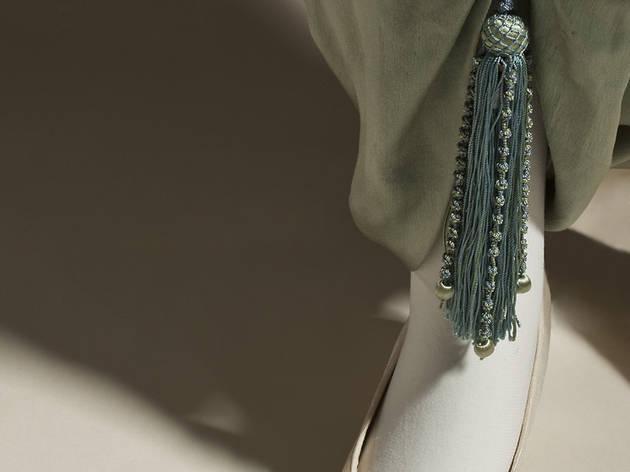 (Détail de chaussures, Londres, vers 1913 / © 2010 Museum Associates/LACMA)
