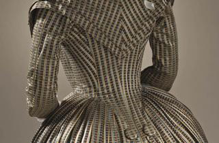 (Robe redingote, vers 1790 / © 2010 Museum Associates/LACMA)