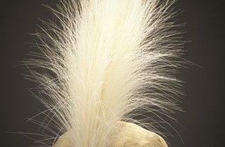 (Turban, Paul Poiret, 1911, porté par Denise Poiret pour 'La mille-et-deuxième nuit' / © 2010 Museum Associates/LACMA)