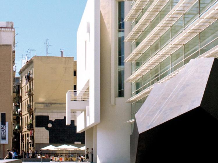 Macba. Museu d'Art Contemporani
