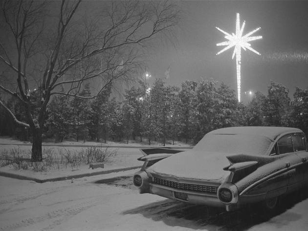 ('JFK Airport, NYC', 1968 / © Joel Meyerowitz / Courtesy Howard Greenberg Gallery, New York City)