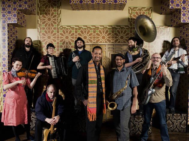 Debo Band + Raya Brass Band