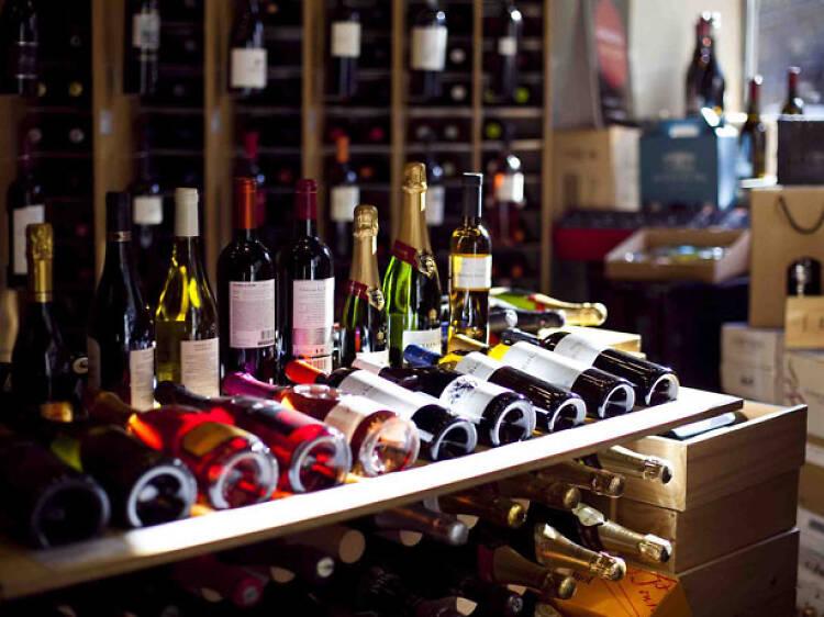 De vins