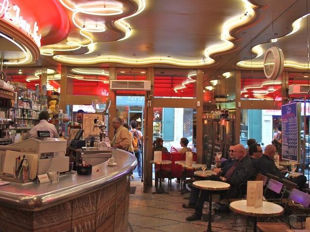 Bars & cafés - Châtelet - Montorgueil
