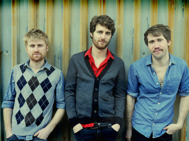 Jukebox the Ghost + Little Daylight + Secret Someones