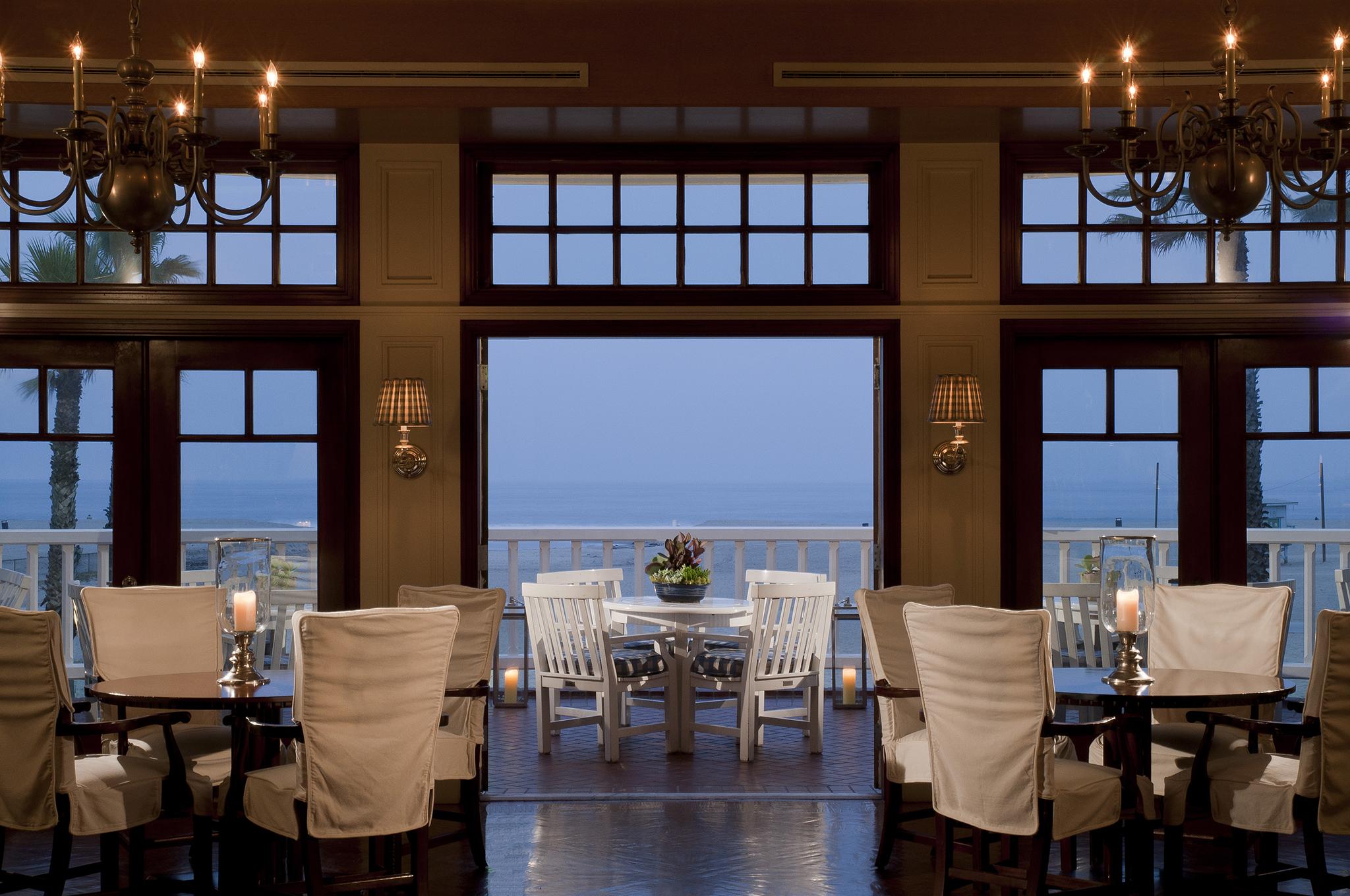 LA's classiest hotel bars