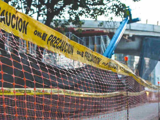 Malla de construcción (Oswaldo Ramirez)