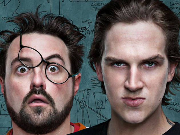 Kevin Smith + Jason Mewes
