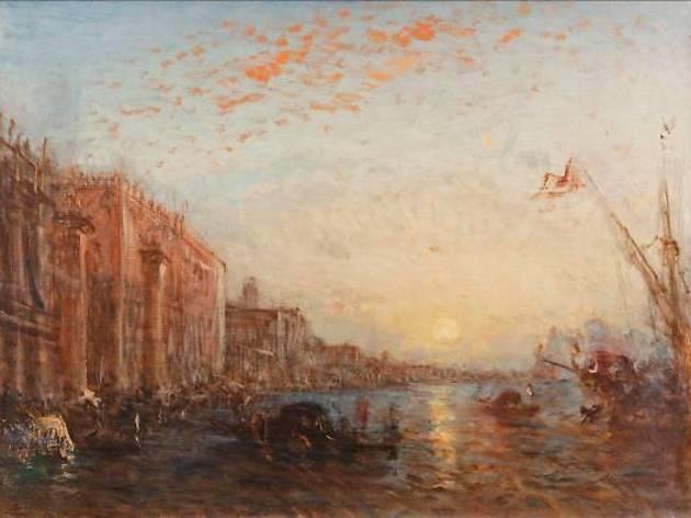 Félix Ziem : J'ai rêvé le beau - peintures et aquarelles