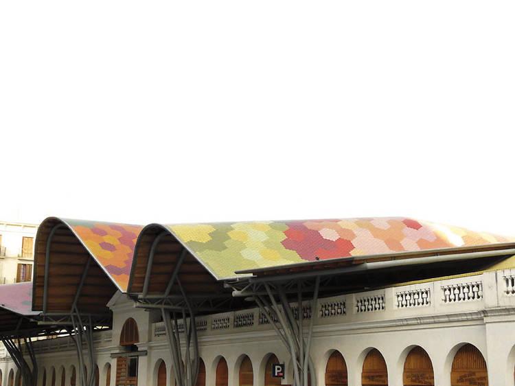 Mercat de Santa Caterina (1844-2005)