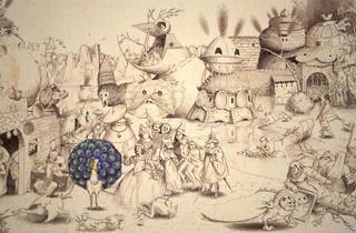 Antoine Roegiers, 'Les Sept Péchés capitaux'