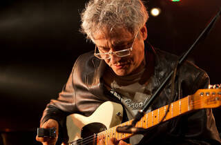 Marc Ribot's Ceramic Dog