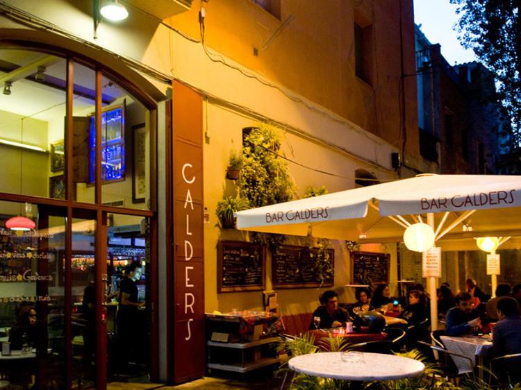 Bar Calders