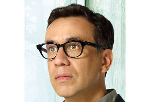 Fred Armisen's Playlist Live