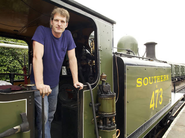 Locomotion: Dan Snow's History of the Railways