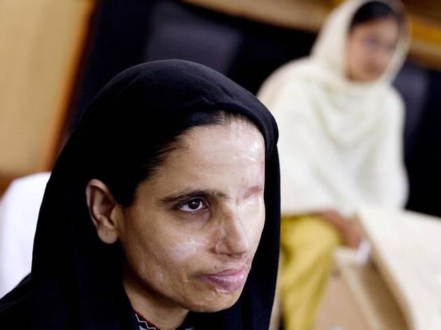 Saving Face: True Stories