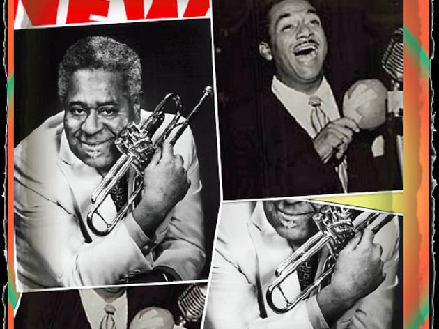 Dizzy Gillespie Afro-Cuban Experience