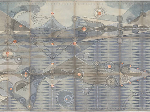 """Louise Despont, """"Tide Fulcrum & The Motion of Fixed Stars"""""""