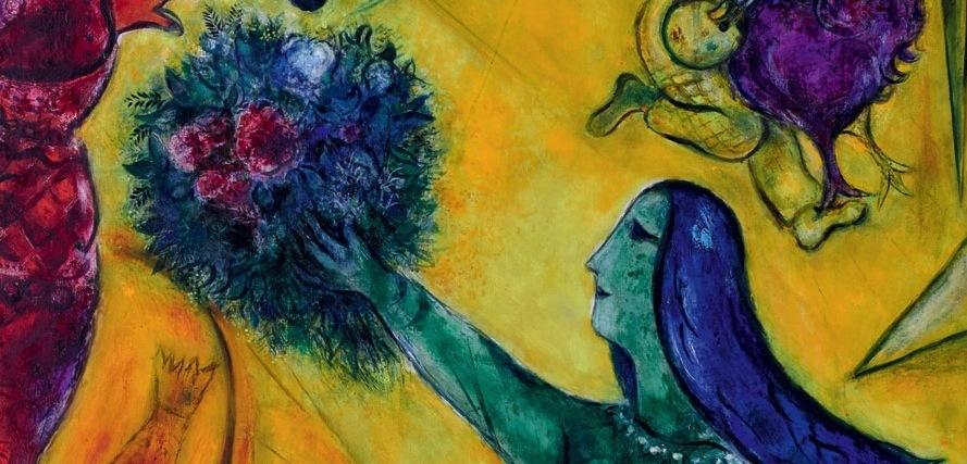 Expo • Chagall, entre guerre et paix