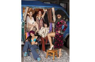 Wasabassco Burlesque's '70s Van Show