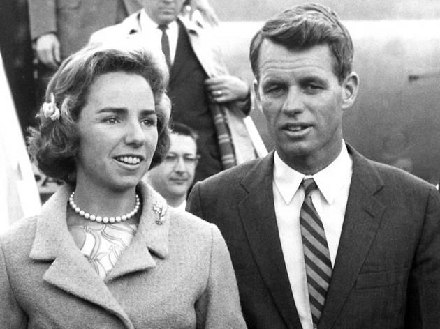Ethel Kennedy, Robert Kennedy