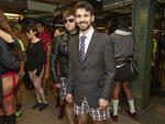 No Pants Subway Ride 2013