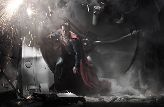 Man of Steel, 3D