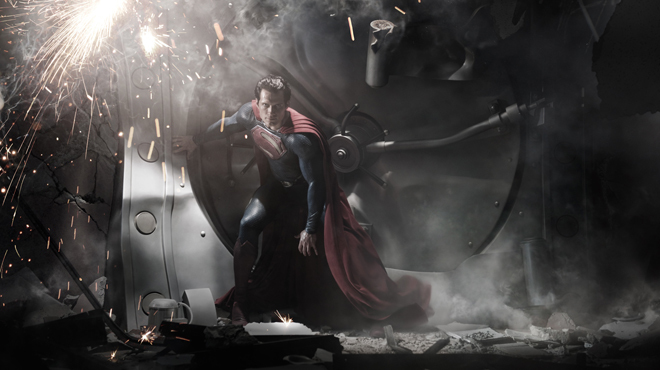2013: 'Man of Steel'